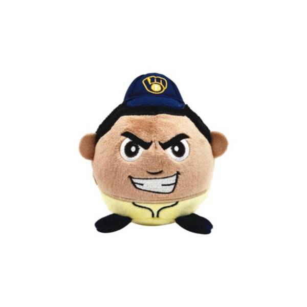 FOCO Milwaukee Brewers Christian Yelich Player Plush product image