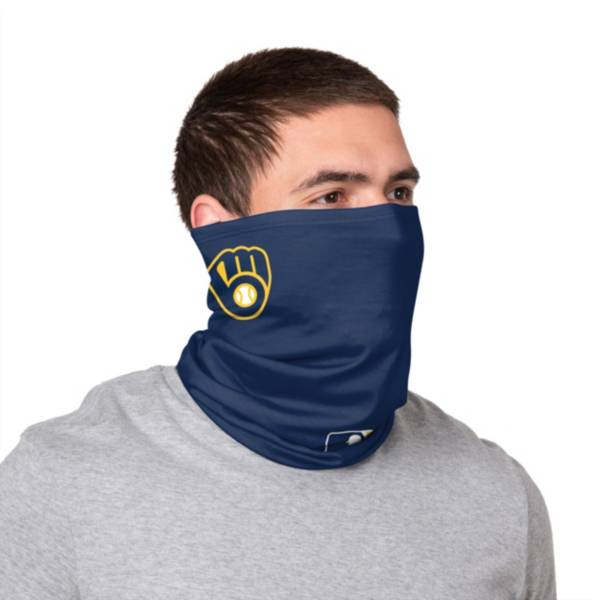 FOCO Milwaukee Brewers Neck Gaiter product image