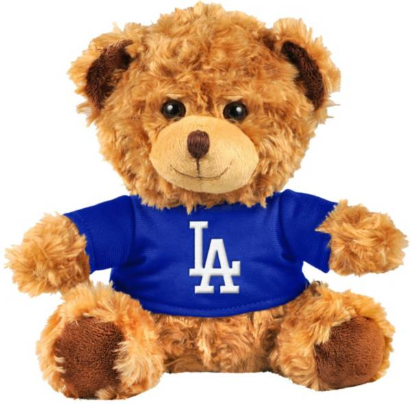 FOCO Los Angeles Dodgers Plush Bear product image