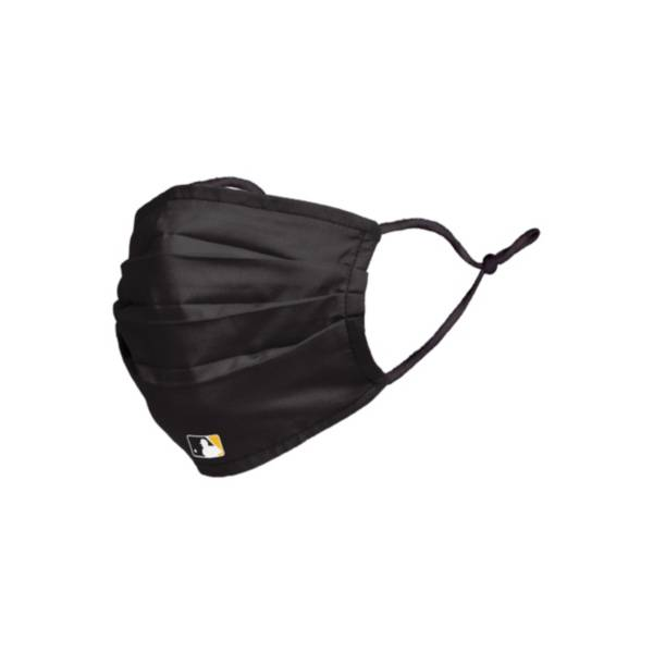 FOCO Adult Pittsburgh Pirates On-Field Adjustable Face Covering product image