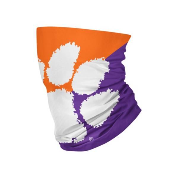 FOCO Clemson Tigers Neck Gaiter product image