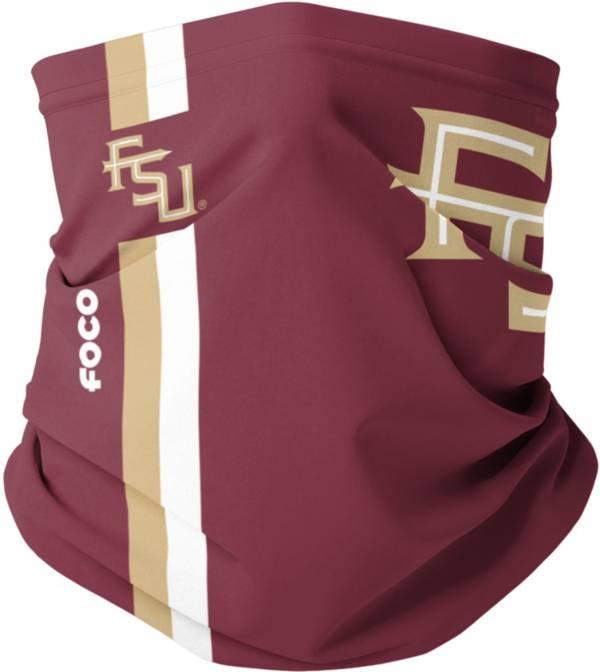 FOCO Adult Florida State Seminoles On-Field Logo Neck Gaiter product image