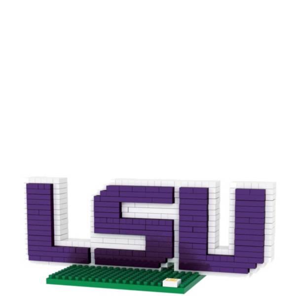 FOCO LSU Tigers BRXLZ 3D Puzzle product image