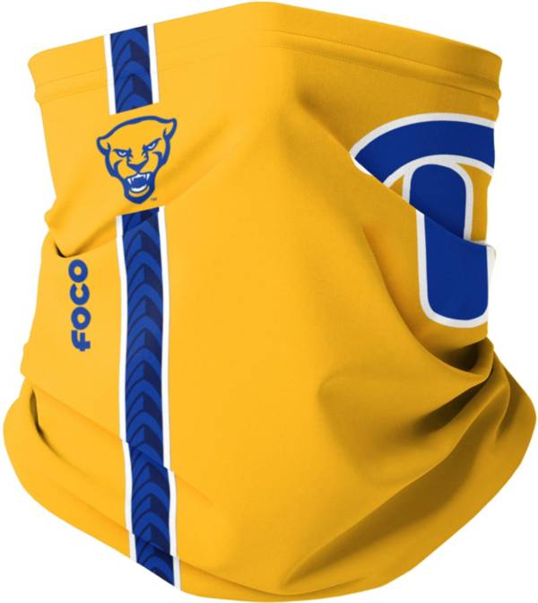 FOCO Adult Pitt Panthers On-Field Logo Neck Gaiter product image