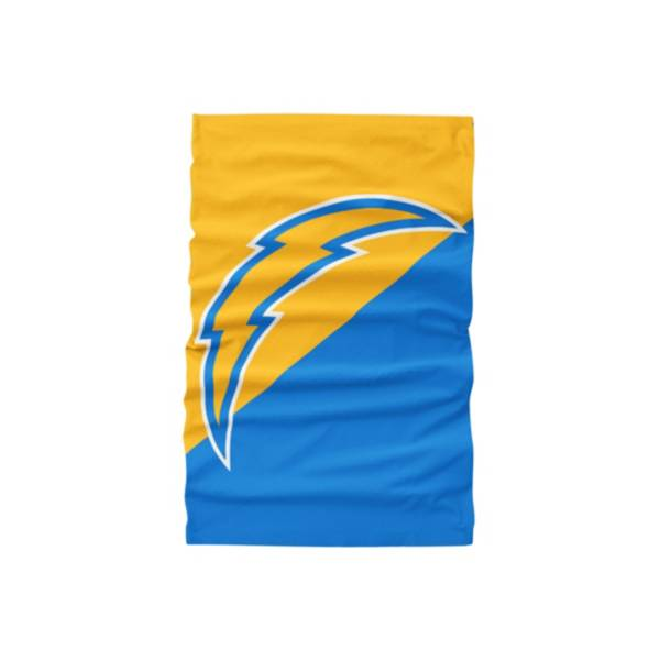 FOCO Adult Los Angeles Chargers Neck Gaiter product image
