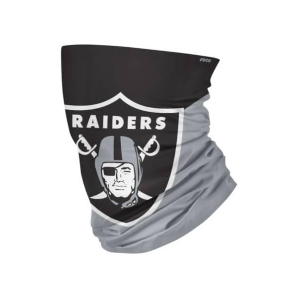 FOCO Las Vegas Raiders Neck Gaiter product image