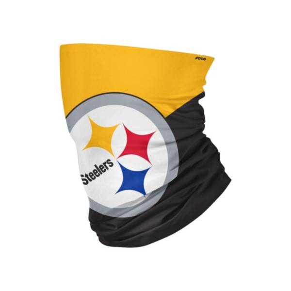 FOCO Pittsburgh Steelers Neck Gaiter product image