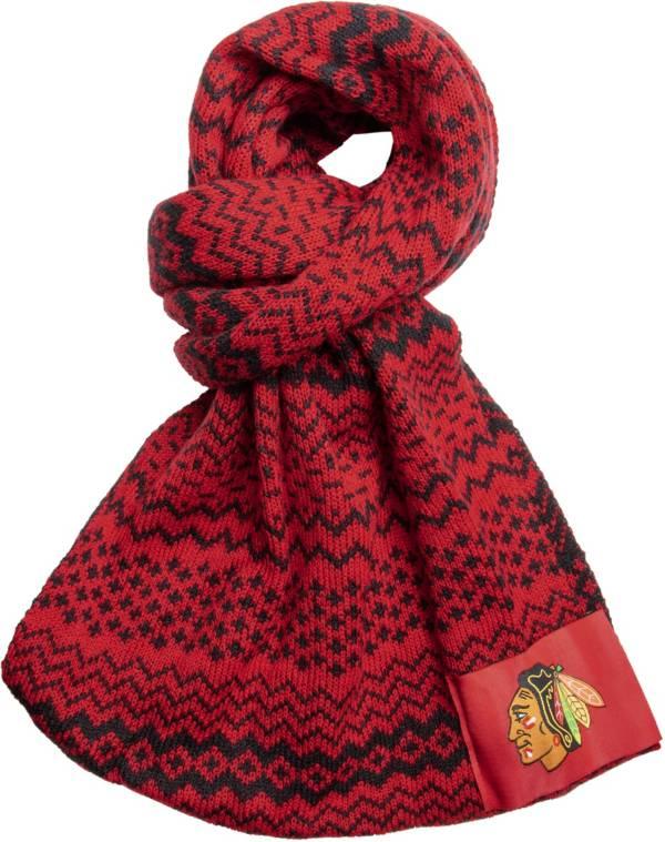 FOCO Chicago Blackhawks Scarf product image