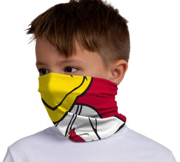 FOCO Youth St. Louis Cardinals Mascot Neck Gaiter product image
