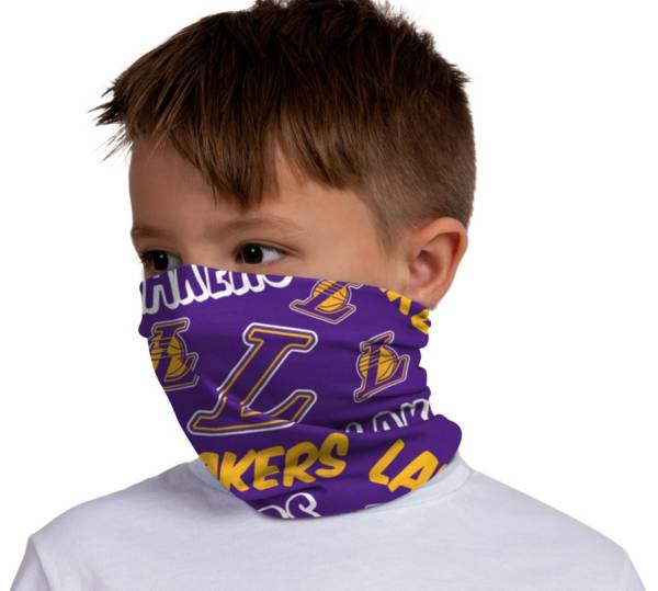 FOCO Youth Los Angeles Lakers Mascot Neck Gaiter product image
