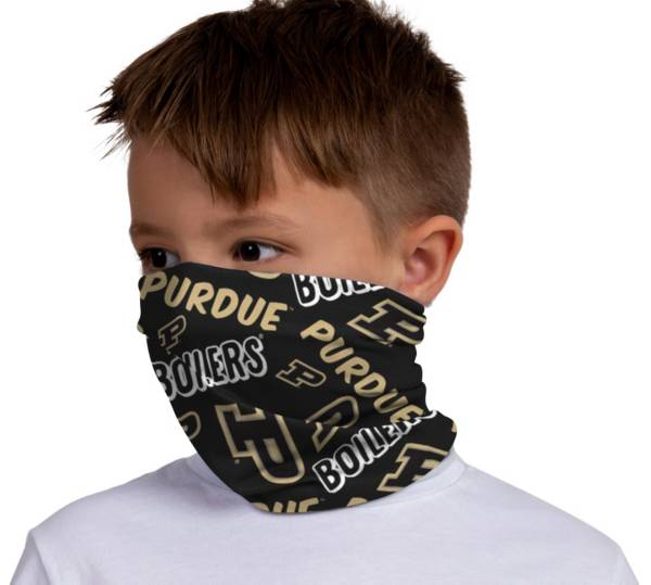 FOCO Youth Purdue Boilermakers Mascot Neck Gaiter product image
