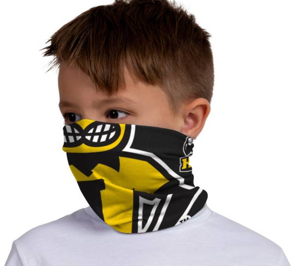 FOCO Youth Iowa Hawkeyes Mascot Neck Gaiter product image