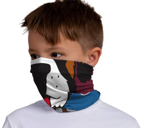FOCO Youth Colorado Avalanche Mascot Neck Gaiter product image