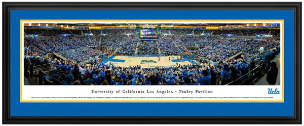 Blakeway Panoramas UCLA Bruins Double Mat Deluxe Frame product image