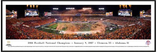 Blakeway Panoramas Clemson Tigers Standard Frame product image
