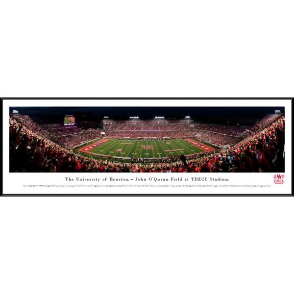 Blakeway Panoramas Houston Cougars Standard Frame product image