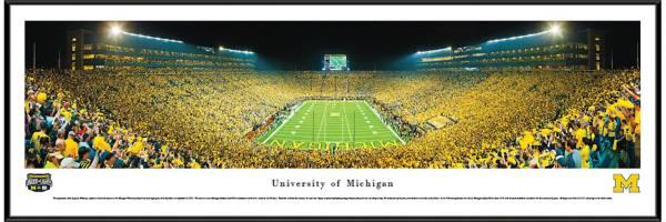 Blakeway Panoramas Michigan Wolverines Standard Frame product image