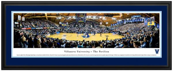 Blakeway Panoramas Villanova Wildcats Double Mat Deluxe Frame product image