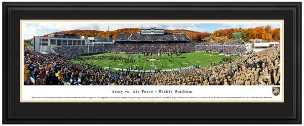 Blakeway Panoramas Army Black Knights Double Mat Deluxe Frame product image