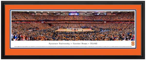 Blakeway Panoramas Syracuse Orange Double Mat Deluxe Frame product image
