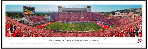 Blakeway Panoramas Utah Utes Standard Frame product image