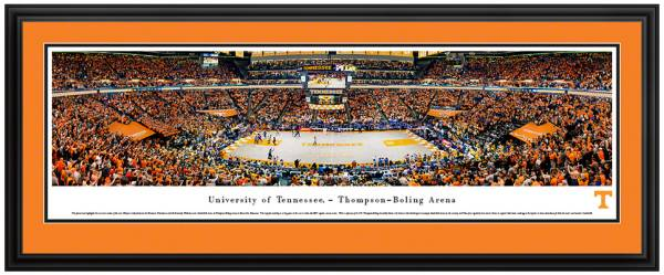 Blakeway Panoramas Tennessee Volunteers Double Mat Deluxe Frame product image
