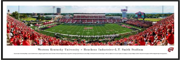 Blakeway Panoramas Western Kentucky Hilltoppers Standard Frame product image