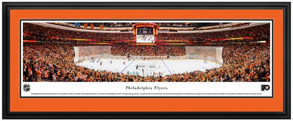 Blakeway Panoramas Philadelphia Flyers Mat Deluxe Frame product image