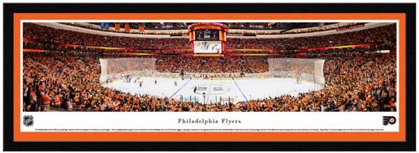 Blakeway Panoramas Philadelphia Flyers Single Mat Select Frame product image