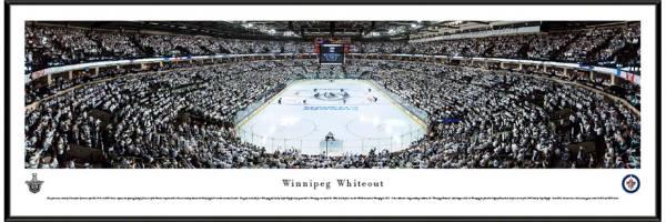 Blakeway Panoramas Winnipeg Jets Standard Frame product image