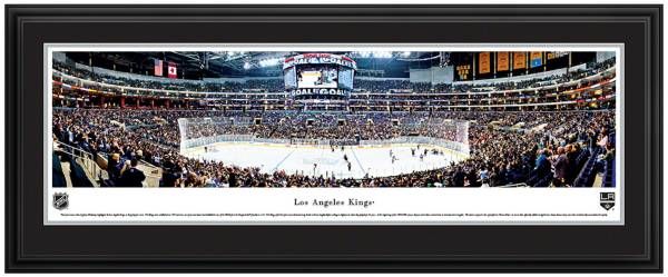 Blakeway Panoramas Los Angeles Kings Mat Deluxe Frame product image