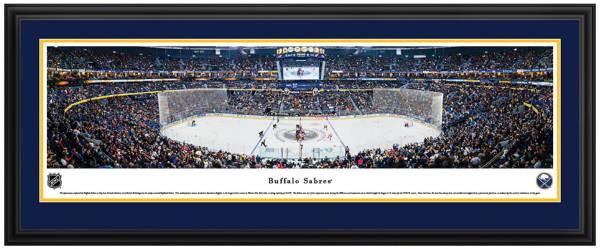 Blakeway Panoramas Buffalo Sabres Mat Deluxe Frame product image