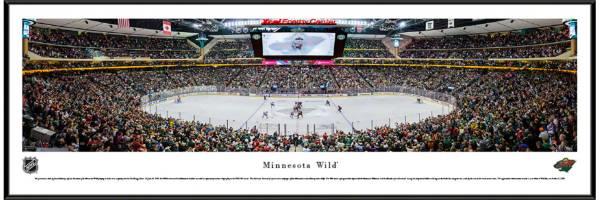 Blakeway Panoramas Minnesota Wild Standard Frame product image
