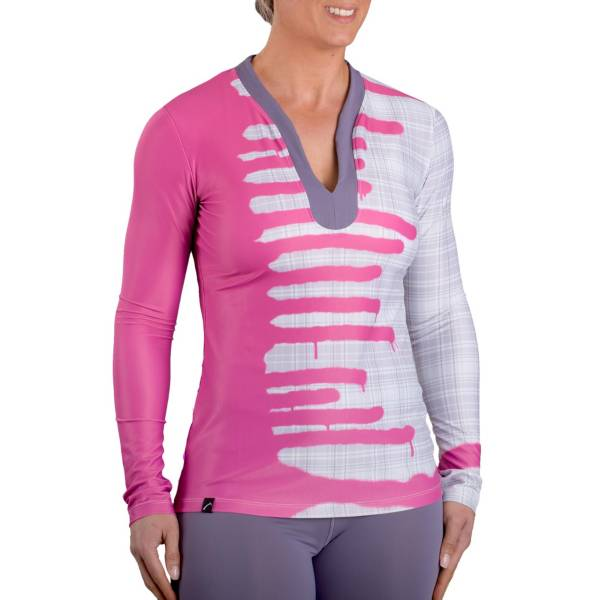 SwingDish Women's Becca Long Sleeve Golf Top product image