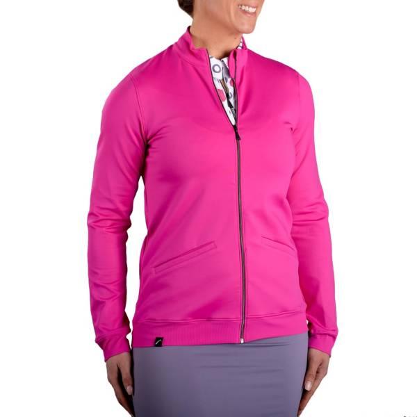 SwingDish Women's Kendal Full Zip Golf Jacket product image