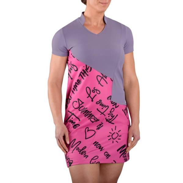 SwingDish Women's Rhen Short Sleeve Golf Dress product image