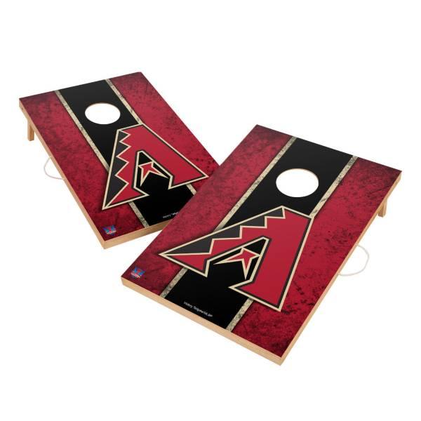 Victory Arizona Diamondbacks 2' x 3' Solid Wood Cornhole Boards product image