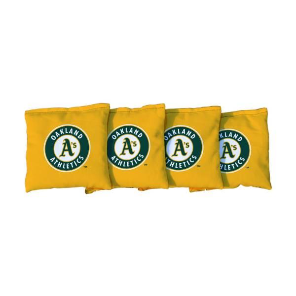 Victory Tailgate Oakland Athletics Cornhole Bean Bags product image