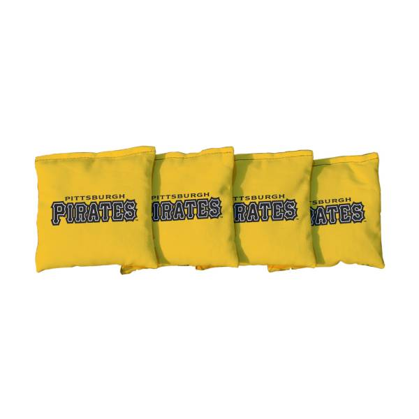 Victory Tailgate Pittsburgh Pirates Cornhole Bean Bags product image