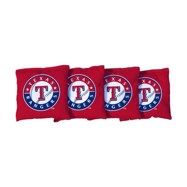 Victory Tailgate Texas Rangers Cornhole Bean Bags product image