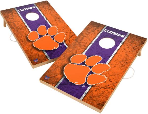 Victory Tailgate Clemson Tigers 2' x 3' Cornhole Boards product image