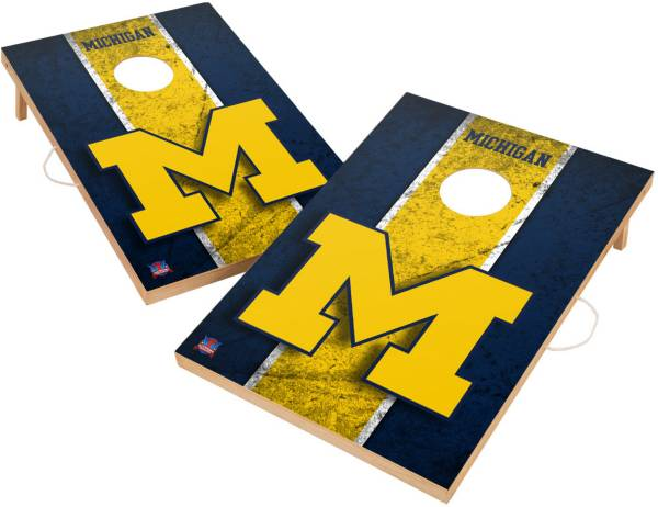 Victory Tailgate Michigan Wolverines 2' x 3' Cornhole Boards product image