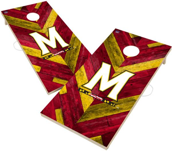 Victory Tailgate Maryland Terrapins 2' x 4' Cornhole Boards product image