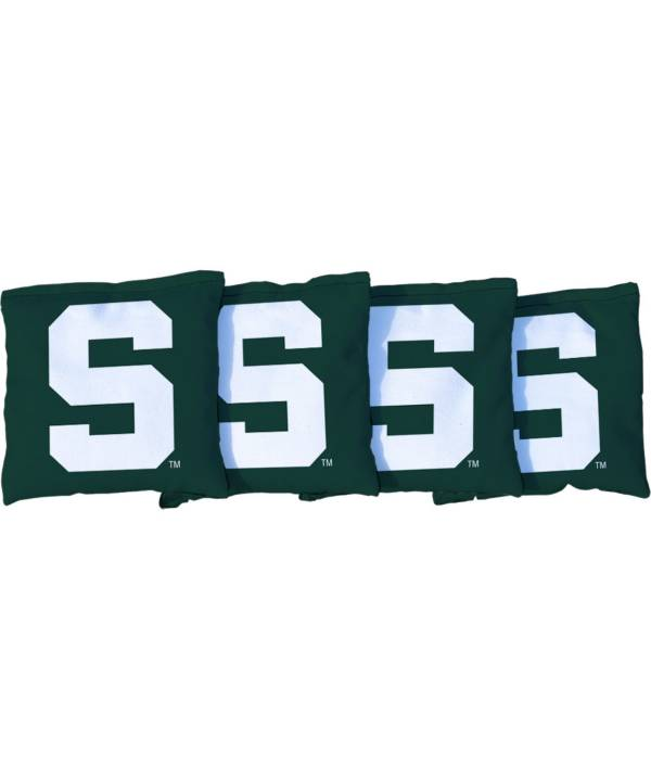 Victory Tailgate Michigan State Spartans Cornhole 4-Pack Bean Bags product image