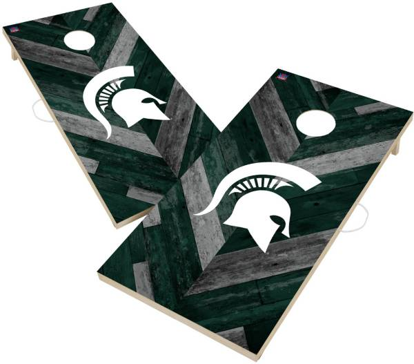 Victory Tailgate Michigan State Spartans 2' x 4' Cornhole Boards product image