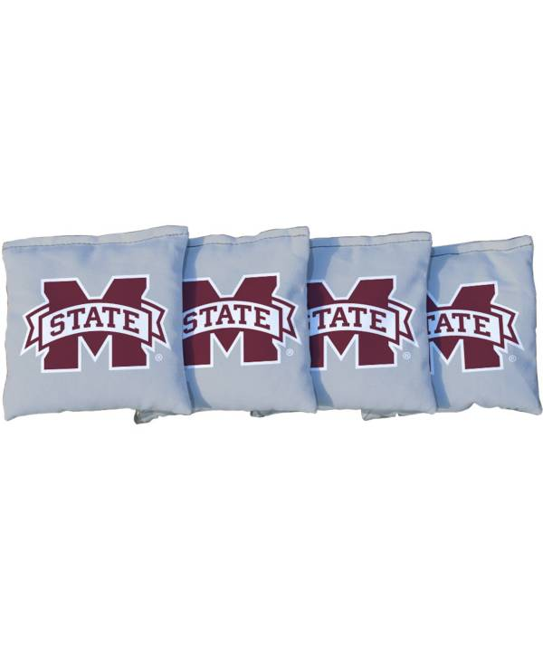 Victory Tailgate Mississippi State Bulldogs Cornhole 4-Pack Bean Bags product image