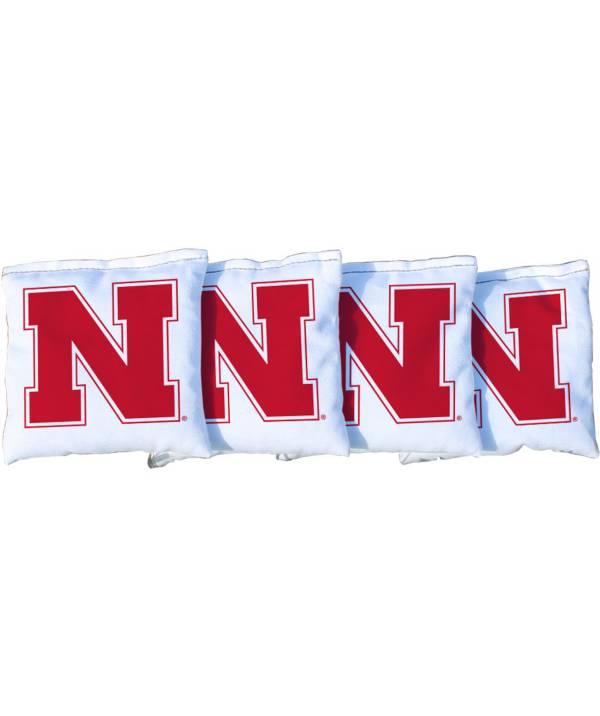 Victory Tailgate Nebraska Cornhuskers Cornhole 4-Pack Bean Bags product image