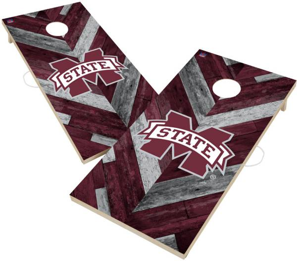 Victory Tailgate Mississippi State Bulldogs 2' x 4' Cornhole Boards product image