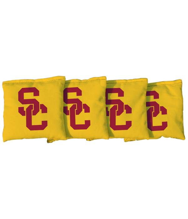 Victory Tailgate USC Trojans Cornhole 4-Pack Bean Bags product image