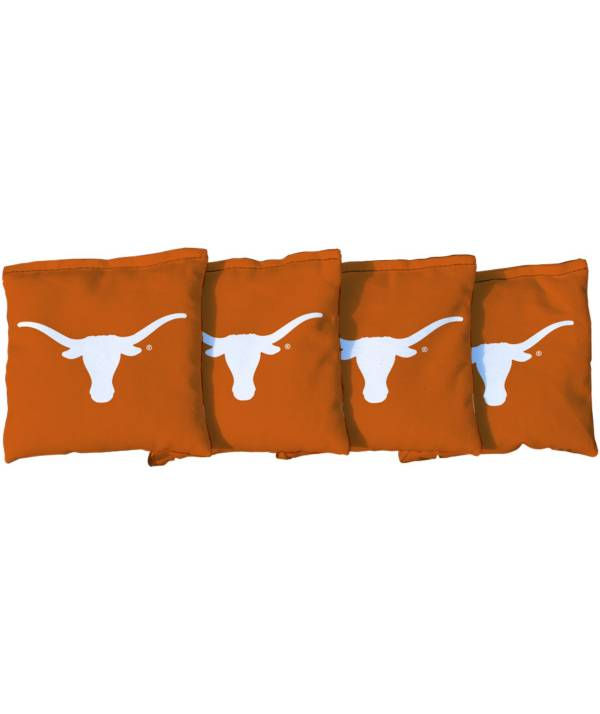 Victory Tailgate Texas Longhorns Cornhole 4-Pack Bean Bags product image